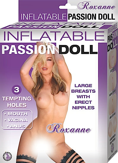 Inflatable Passion Doll Roxann