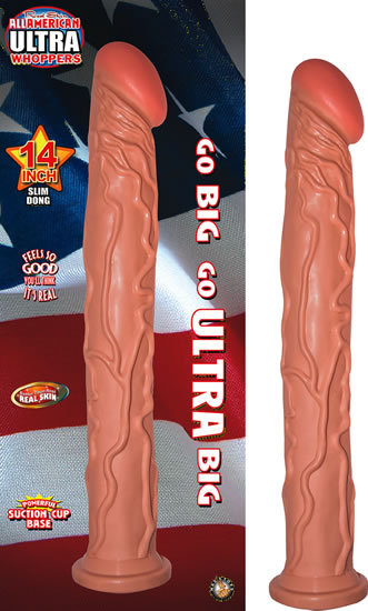 Ultra Whopper 14 Slim Flesh