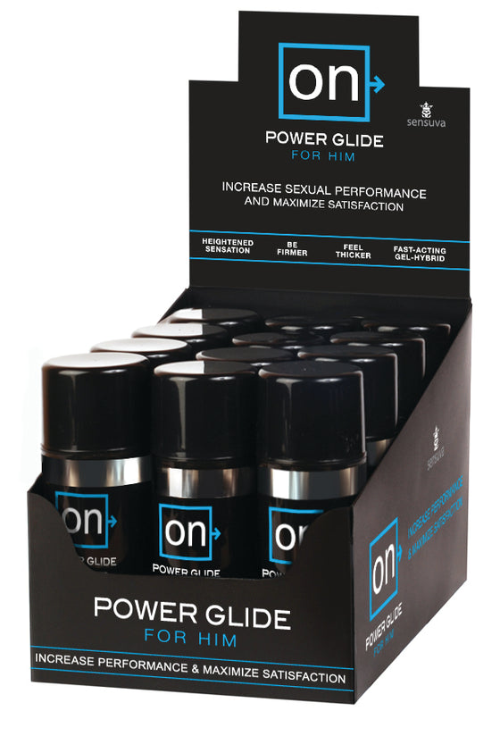 On Power Glide For Him 12 Pieces Refill