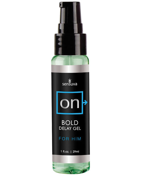 On Bold Delay Gel For Him 1 Oz.