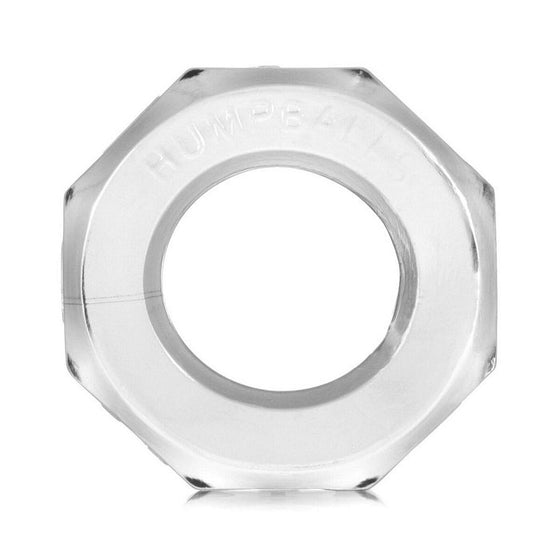 Humpballs Cockring Atomic Jock Clear