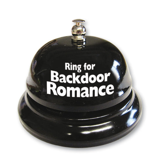 Table Bell Ring For Backdoor Romance