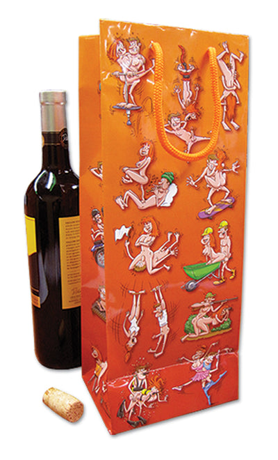 Couples Wine Bag