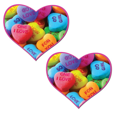 Pastease Valentines Candy Hearts
