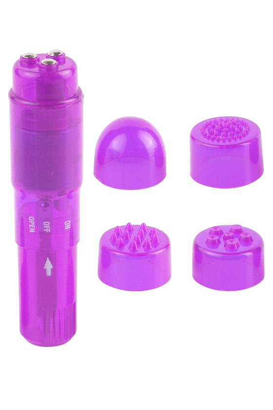 Mini Mite Vibrator WP Purple