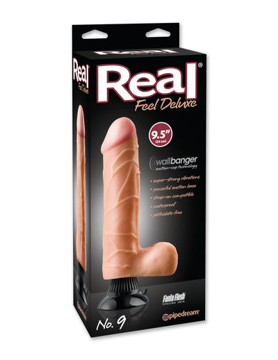 Real Feel Deluxe #9 Flesh 9.5in