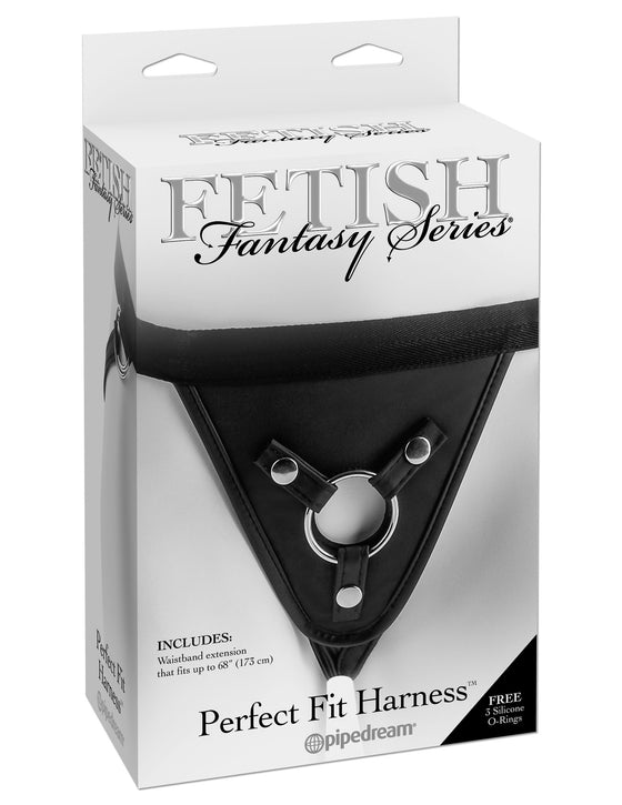 Fetish Fantasy Perfect Fit Harness