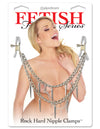 Fetish Fantasy Rock Hard Nipple Clamps