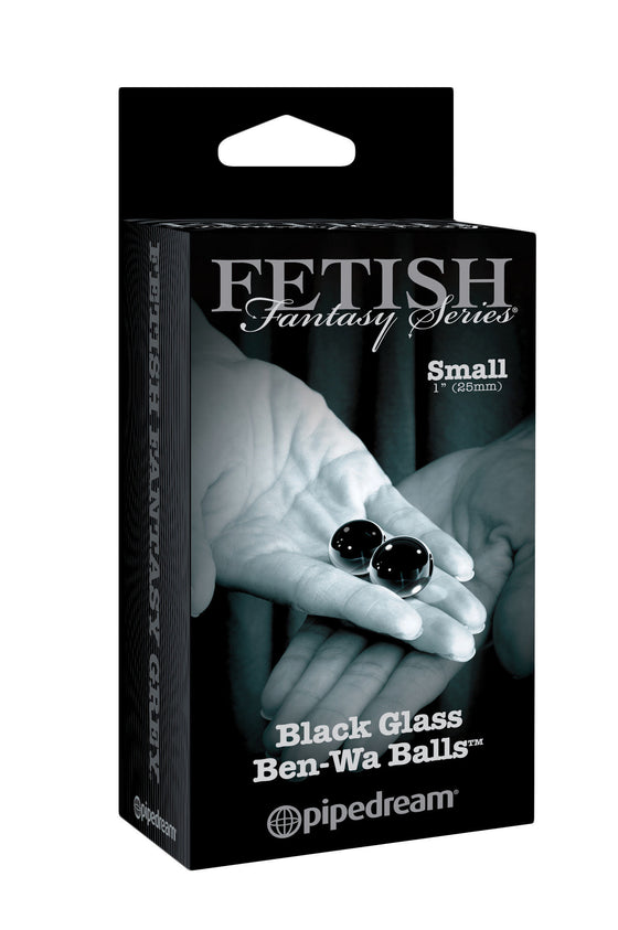 Fetish Fantasy Limited Edition Small Glass Ben Wa Ball