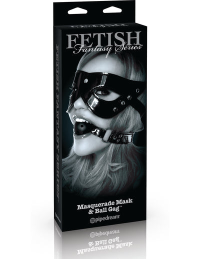 Fetish Fantasy Limited Editiion Masquerade Mask & Ball