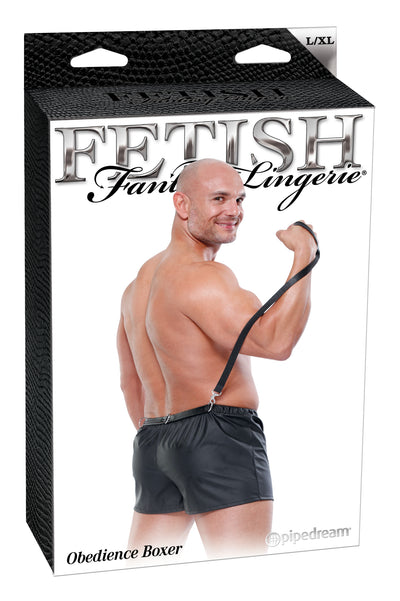 Fetish Fantasy Male Obedience Boxer (Large/X-Large)