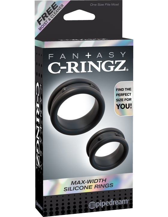 Fantasy Cringz Max Width Silicone Rings