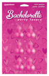 Bachelorette Mini Pecker Party Candles[6 Pieces]
