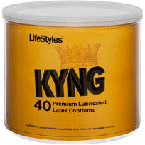 Lifestyles Kyng 40 Pieces Bowl
