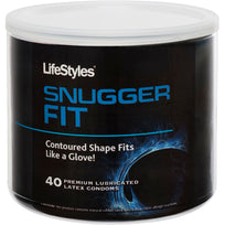 Lifestyles Snugger Fit 40 Pieces Bowl