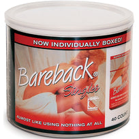 Contempo Bareback Singles 40 Pieces Jar