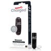 Screaming O Charged Vooom Rechargeable Bullet Vibrator Black