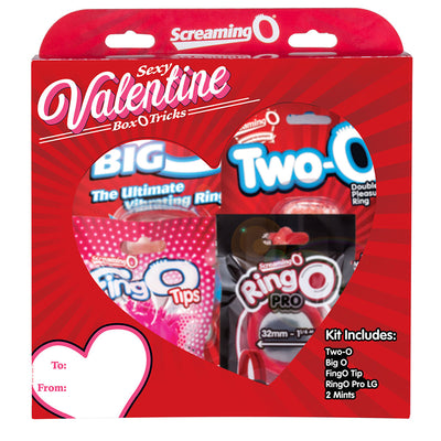 Screaming O Valentine Box