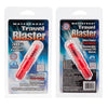 Travel Blaster Red WP