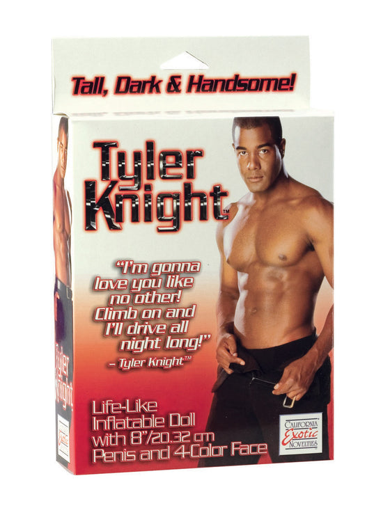 Tyler Knight Doll