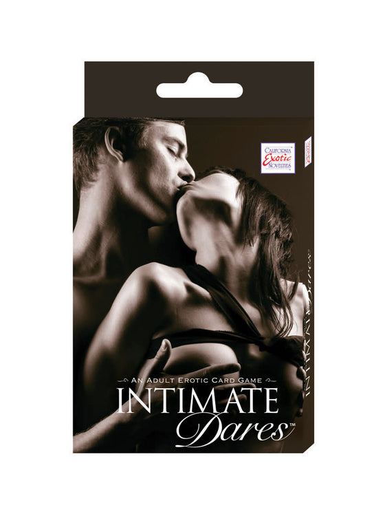 Intimate Dare Game