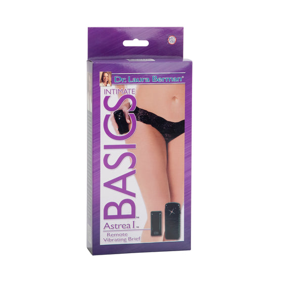 Dr Laura Berman Astrea I Remote Vibrating Brief