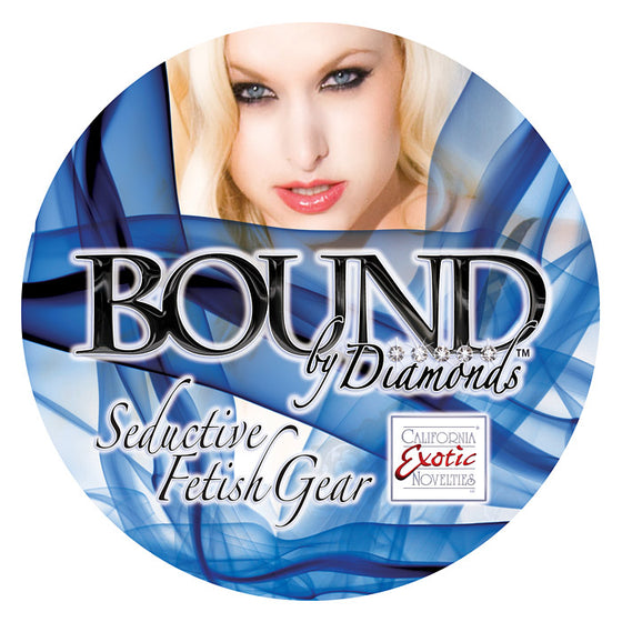 Bound By Diamonds Sign