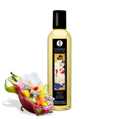 Massage Oil Asian Fuzion Irresistible