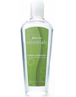 Essentials Liquid Lube 8 Oz.