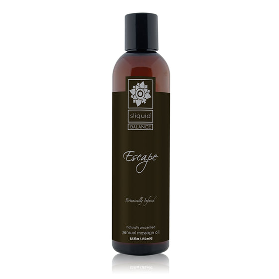 Balance Massage Oil Escape 8.5 Oz.
