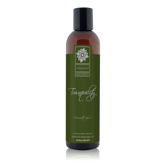 Balance Massage Oil Tranquility 8.5 Oz.