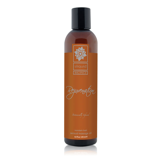 Balance Massage Oil Rejuvenation 8.5 Oz.