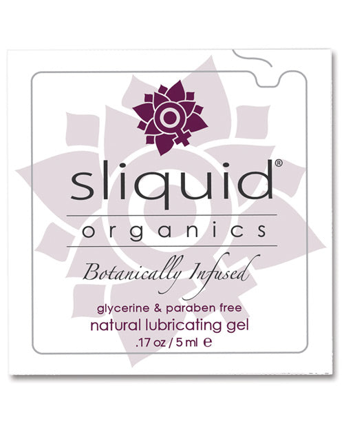 Sliquid Organics 200 Pieces Pillows