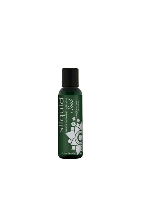 Sliquid Soul Coconut Oil 2 Oz.