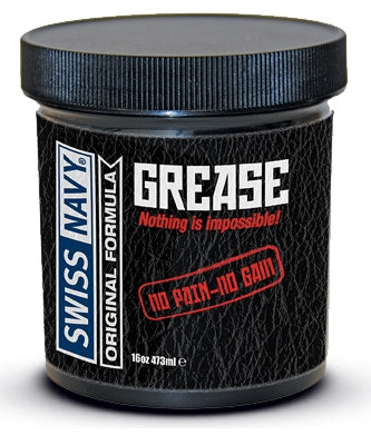 Swiss Navy Original Grease 16 Oz.
