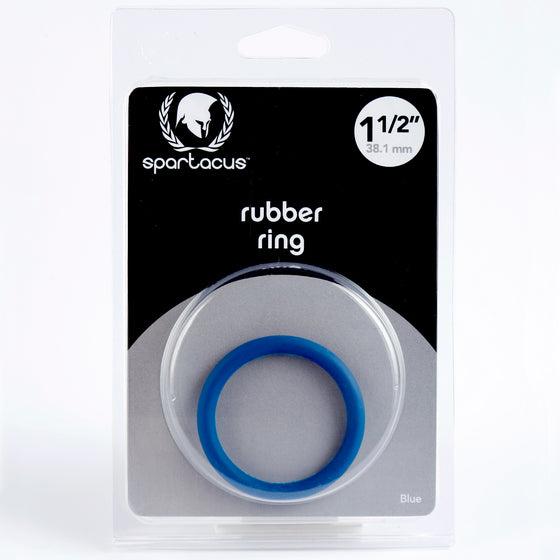 1 1/2in Soft C Ring Blue
