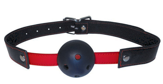 Manbound Red Ball Gag