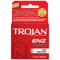 Trojan Enz Regular 3pk