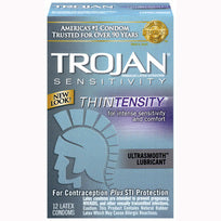 Trojan Thintensity 12 Pack