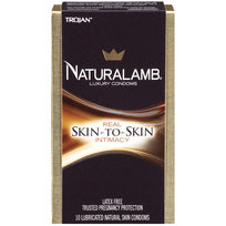 Naturalamb Lubricated 10 Pieces
