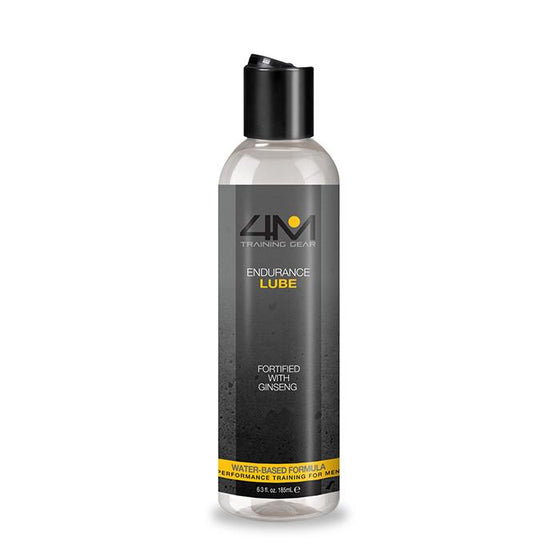4m Endurance Lube 6.3 Fl Oz. With Ginseng