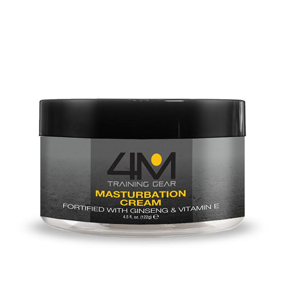 4m Masturbation Cream 4.5 Oz. With Ginseng