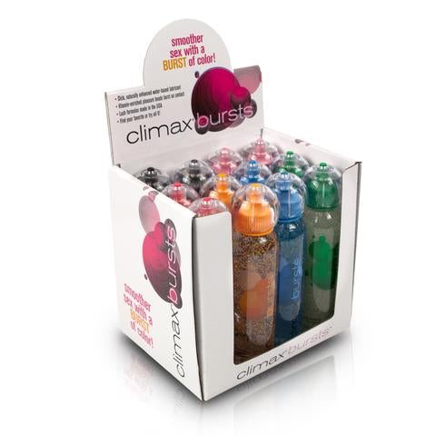 Climax Bursts 4 Oz. 12 Pieces POP. Display