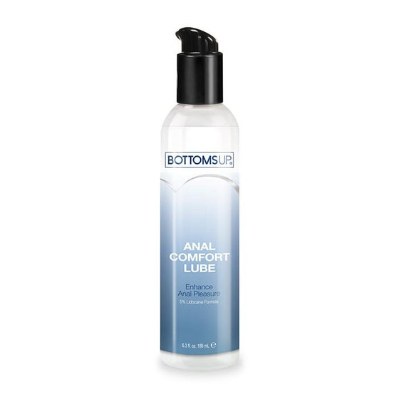 Bottoms Up Anal Comfort Lube 6.3 Oz.