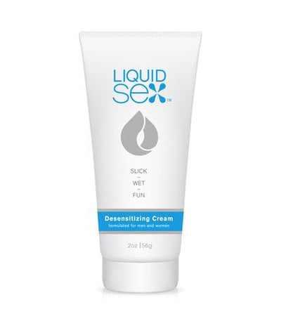 Liquid Sex Desensitizing Cream 2 Oz.