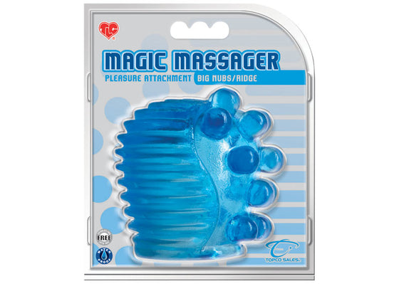 Tlc Magic Massager Pleasure Attachment Big NubsRidge