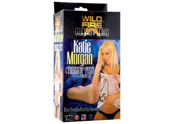 Wildfire Celebrity Series Katie Morgan Cyberskin Pussy