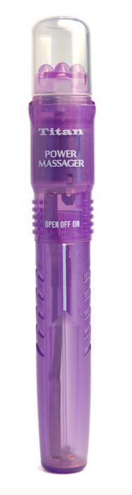 Titan Purple Rocket Vibrator WP