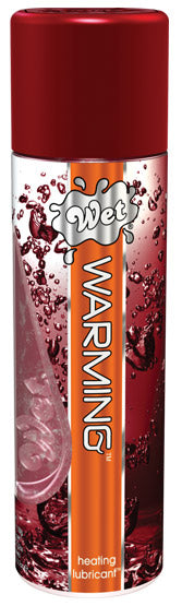 Wet Warming Lubricant 3.7 Oz.
