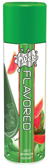 Wet Flavored Juicy Watermelon Sugar Free 3.6 Oz.